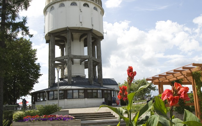 Naisvuori Observation Tower and Cafe