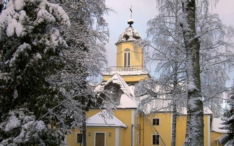Puumala Kirche