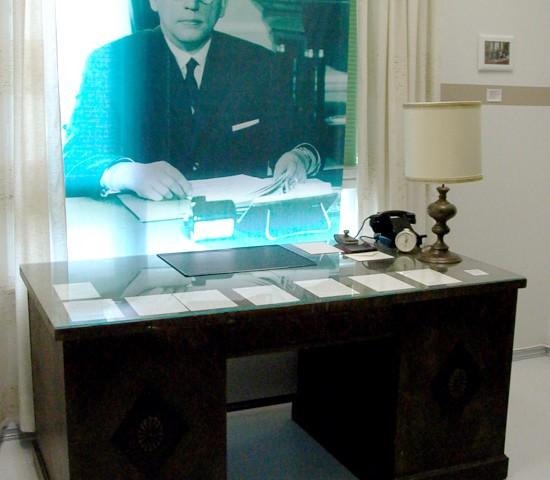 Statesman Ahti Karjalainen's life work museum