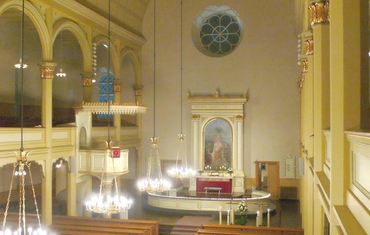 Juva church