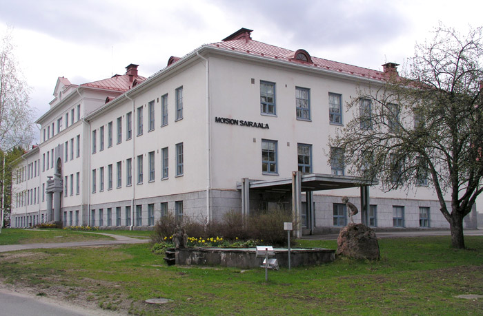 Krankenhausmuseum Moisio