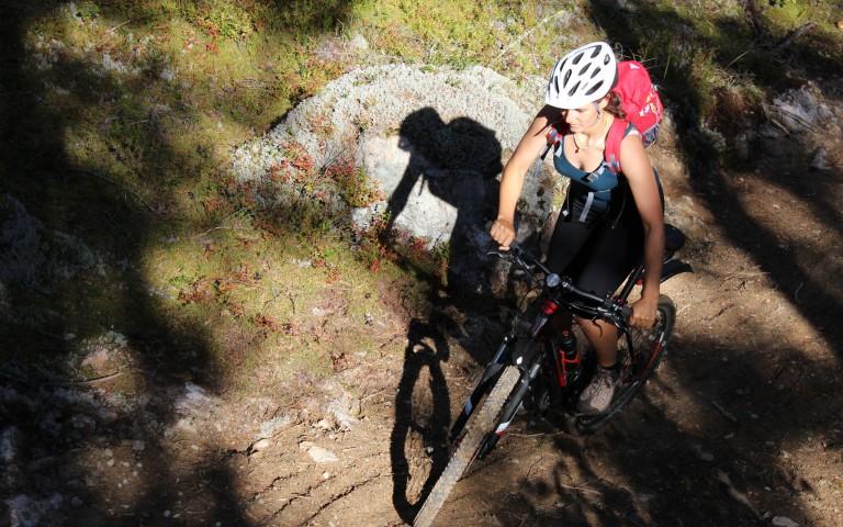 Biken und Wandern