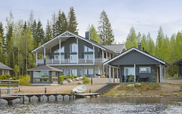 Big 427 m2 spa cottage for 12 – 20 person