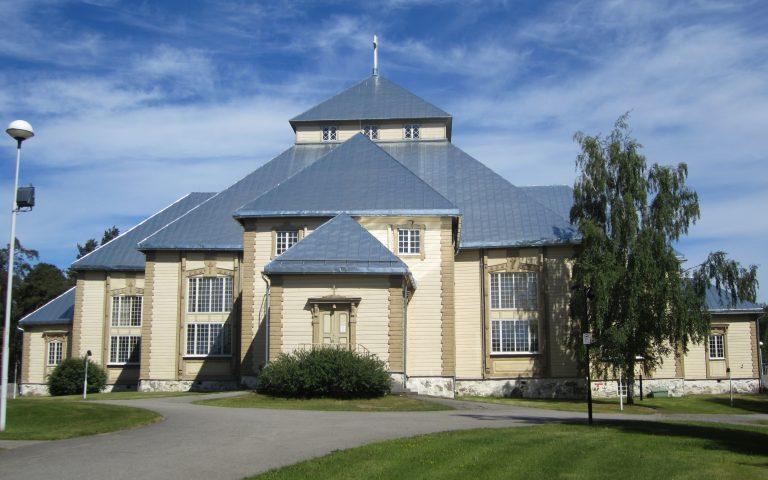 Mikkeli Pfarrkirche
