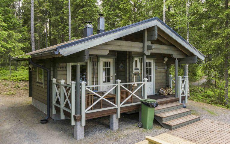 Traditional Finnish Sauna Experience